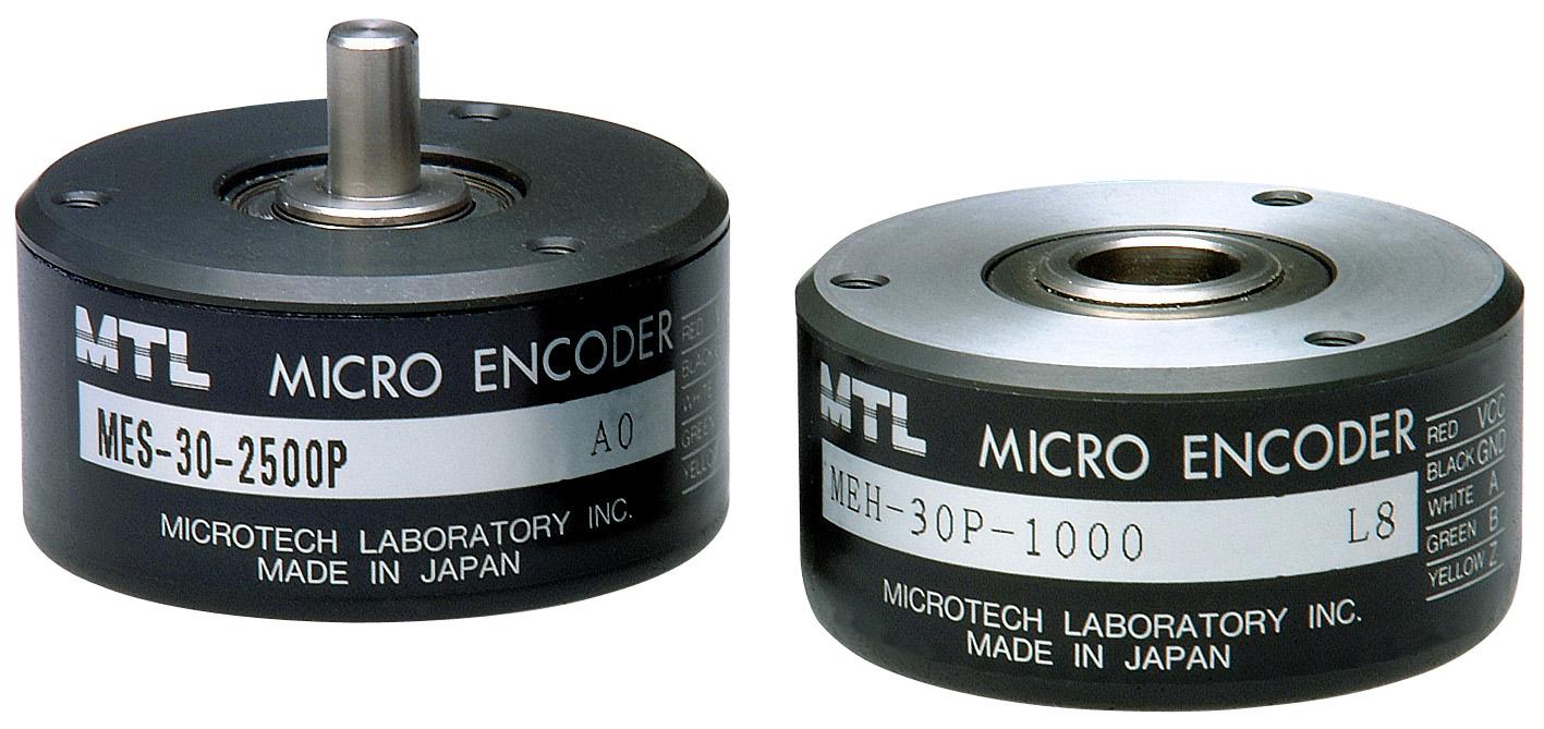 ロータリーエンコーダ MES-30-9000PE